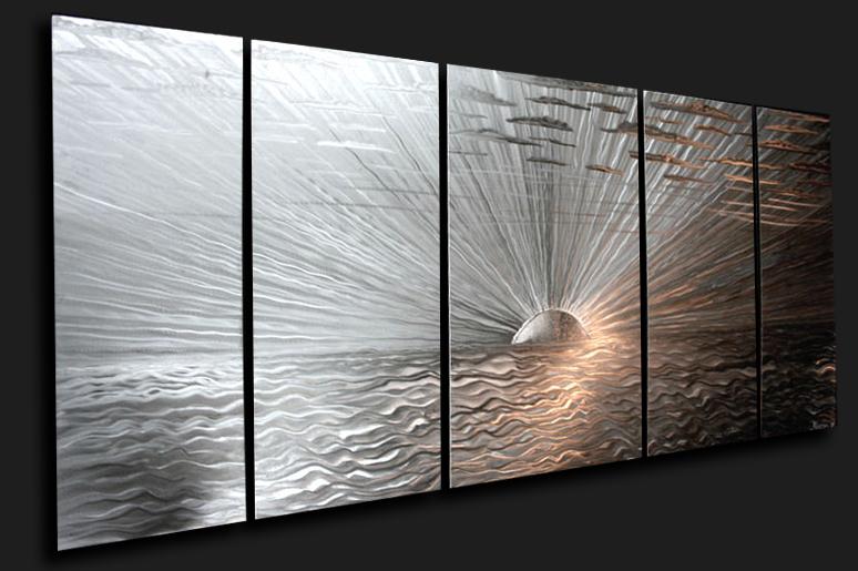 NY0029M - Metal Art by Nicholas Yust, Alternate Angle 1