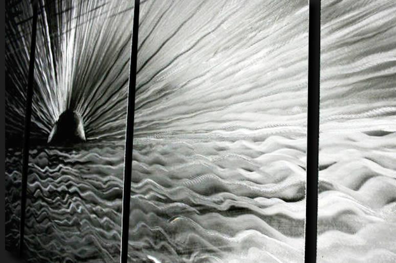 NY0029M - Metal Art by Nicholas Yust, Alternate Angle 3