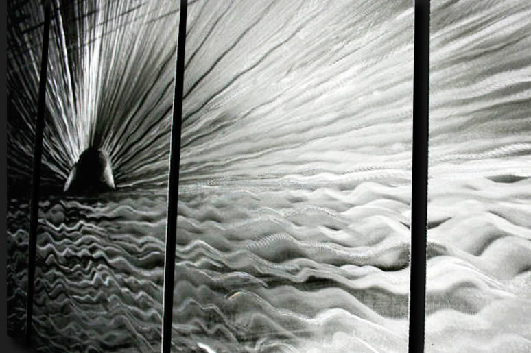 NY0029M - Metal Art by Nicholas Yust, Alternate Angle 4