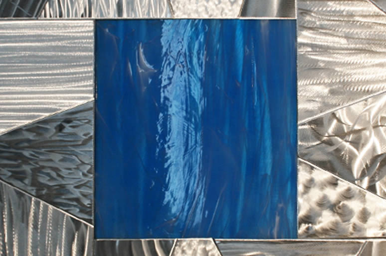NY0052M - Metal Art by Nicholas Yust, Alternate Angle 2