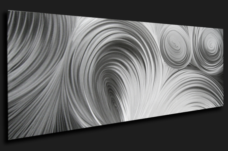 NY0078M - Metal Art by Nicholas Yust, Alternate Angle 2