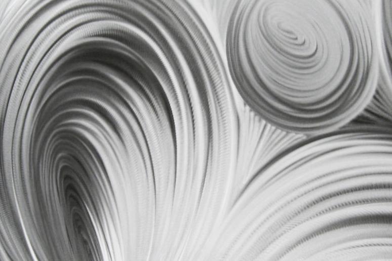 NY0078M - Metal Art by Nicholas Yust, Alternate Angle 3