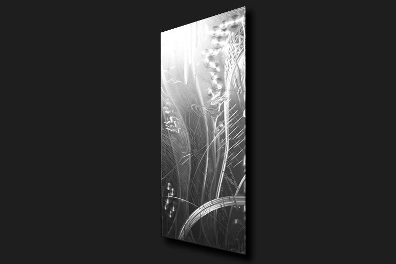 NY0098M - Metal Art by Nicholas Yust, Alternate Angle 2