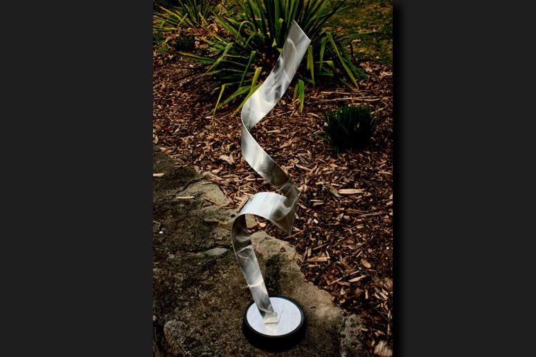 NY0105M - Metal Art by Nicholas Yust, Alternate Angle 2