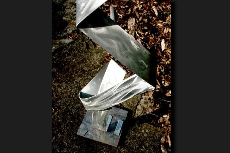 NY0111M - Metal Art by Nicholas Yust, Alternate Angle 1