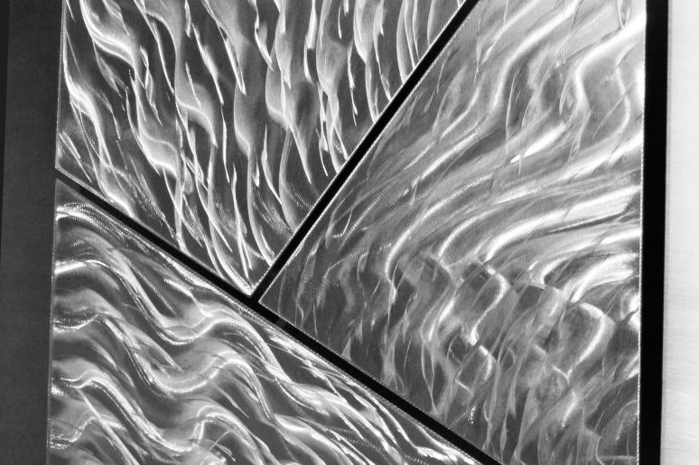 NY0119M - Metal Art by Nicholas Yust, Alternate Angle 1