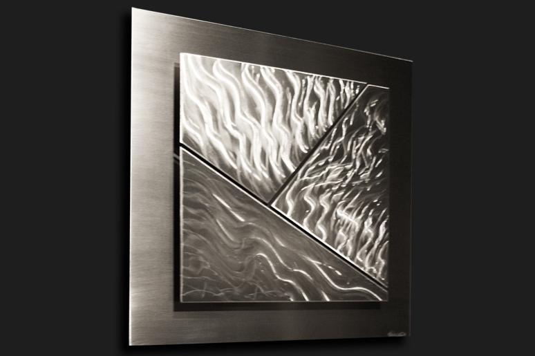 NY0119M - Metal Art by Nicholas Yust, Alternate Angle 2