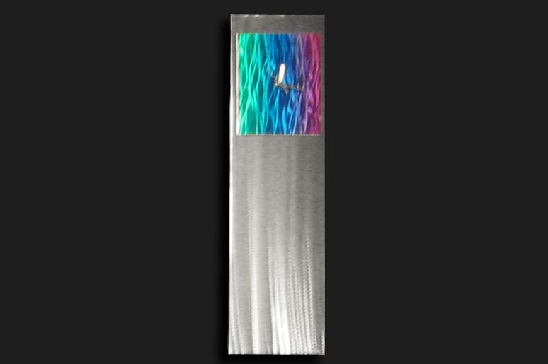 NY0128M - Metal Art by Nicholas Yust, Alternate Angle 1