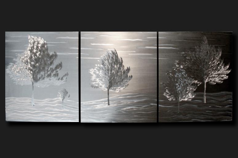 NY0133M - Metal Art by Nicholas Yust, Alternate Angle 2