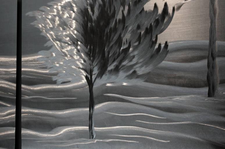 NY0133M - Metal Art by Nicholas Yust, Alternate Angle 3
