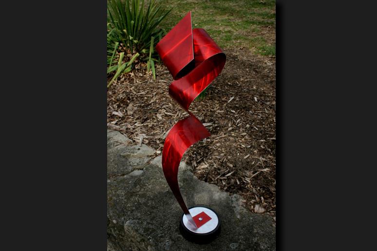 NY0160M - Metal Art by Nicholas Yust, Alternate Angle 4