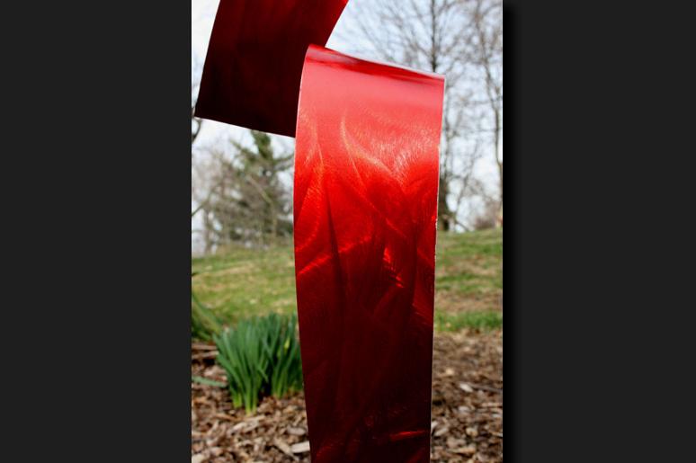 NY0160M - Metal Art by Nicholas Yust, Alternate Angle 5