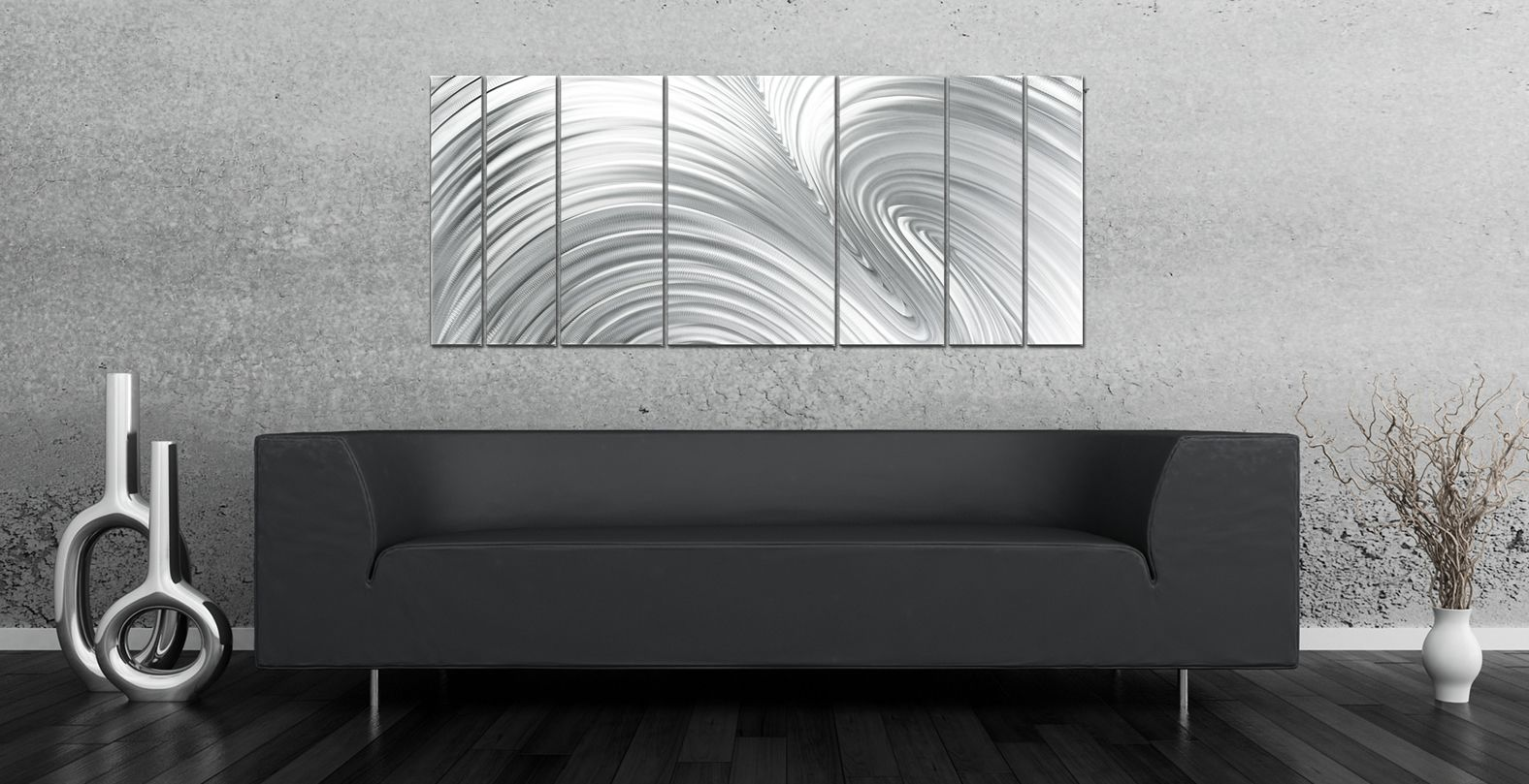 NY0169M - Metal Art by Nicholas Yust, Alternate Angle 5