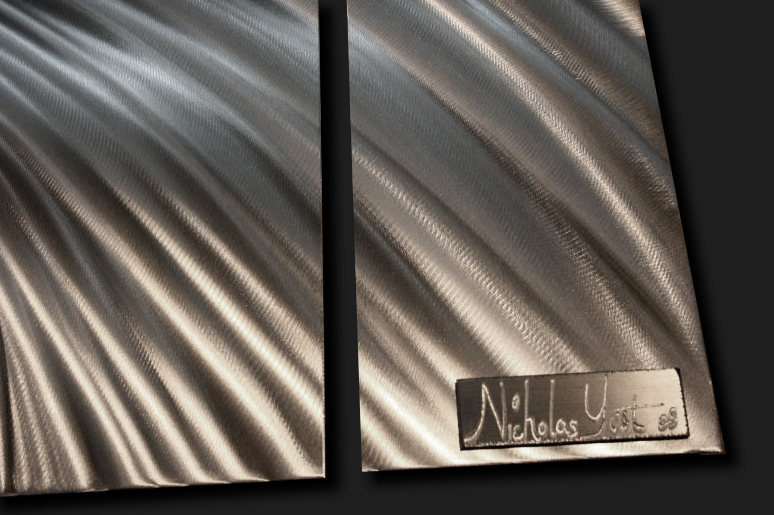 NY0169M - Metal Art by Nicholas Yust, Alternate Angle 8