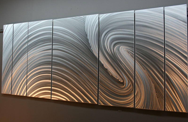 NY0169M - Metal Art by Nicholas Yust, Alternate Angle 9