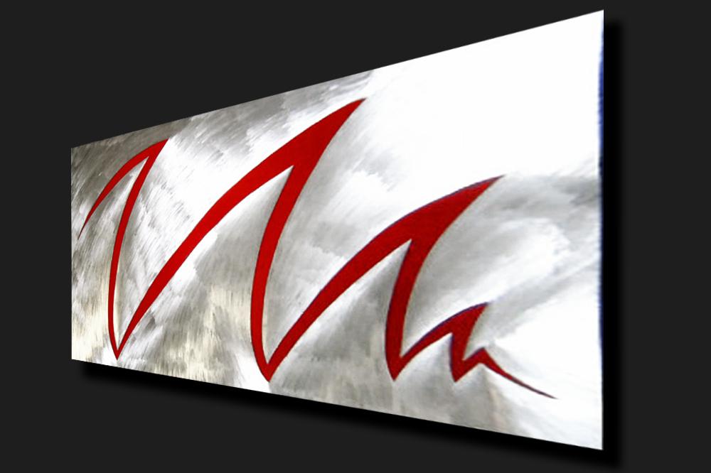 NY0173M - Metal Art by Nicholas Yust, Alternate Angle 3