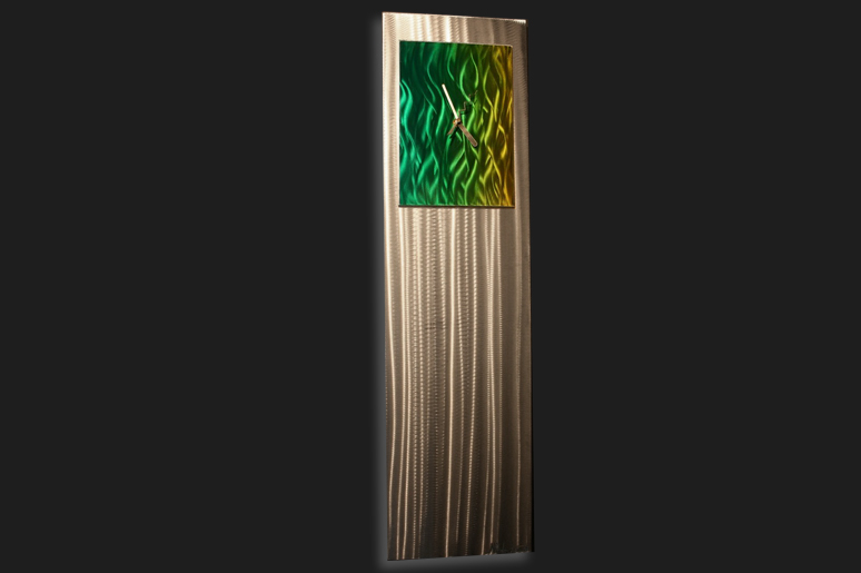 NY0191M - Metal Art by Nicholas Yust, Alternate Angle 1