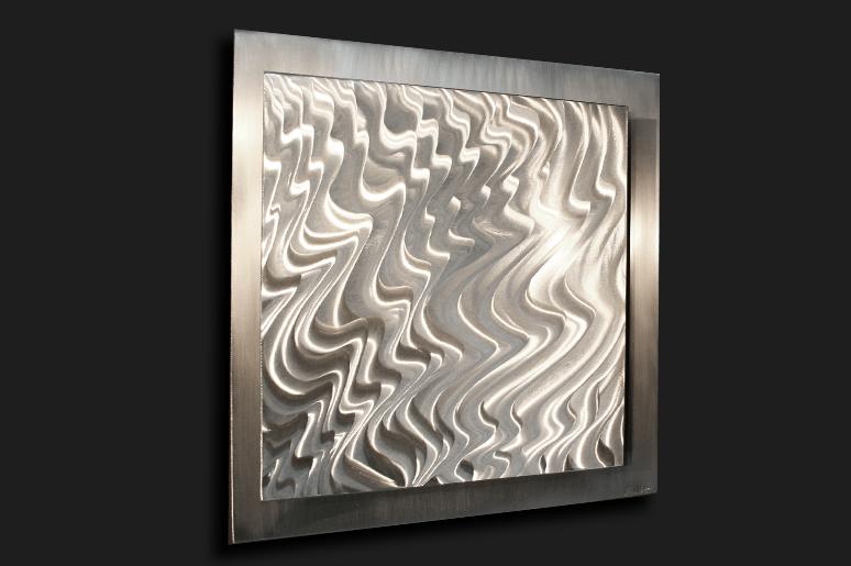 NY0248M - Metal Art by Nicholas Yust, Alternate Angle 1