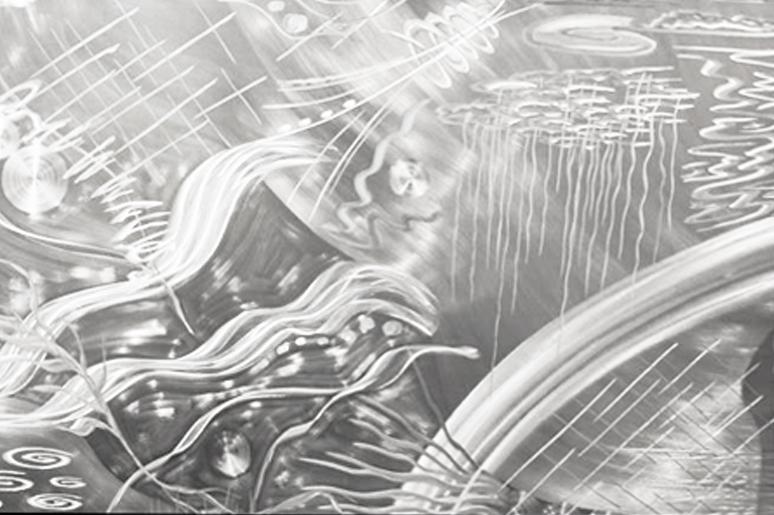 NY0272M - Metal Art by Nicholas Yust, Alternate Angle 2