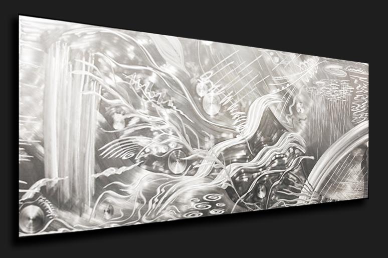 NY0272M - Metal Art by Nicholas Yust, Alternate Angle 3