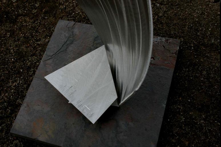 NY0284M - Metal Art by Nicholas Yust, Alternate Angle 1
