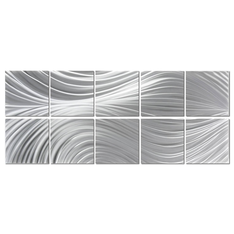 NY0289M - Metal Art by Nicholas Yust, Alternate Angle 2
