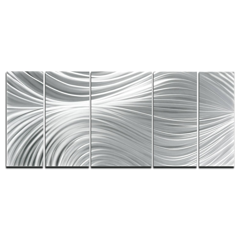 NY0289M - Metal Art by Nicholas Yust, Alternate Angle 3