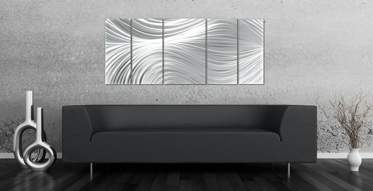 NY0289M - Metal Art by Nicholas Yust, Alternate Angle 8