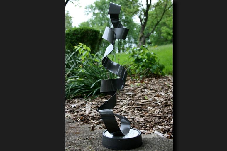NY0294M - Metal Art by Nicholas Yust, Alternate Angle 1
