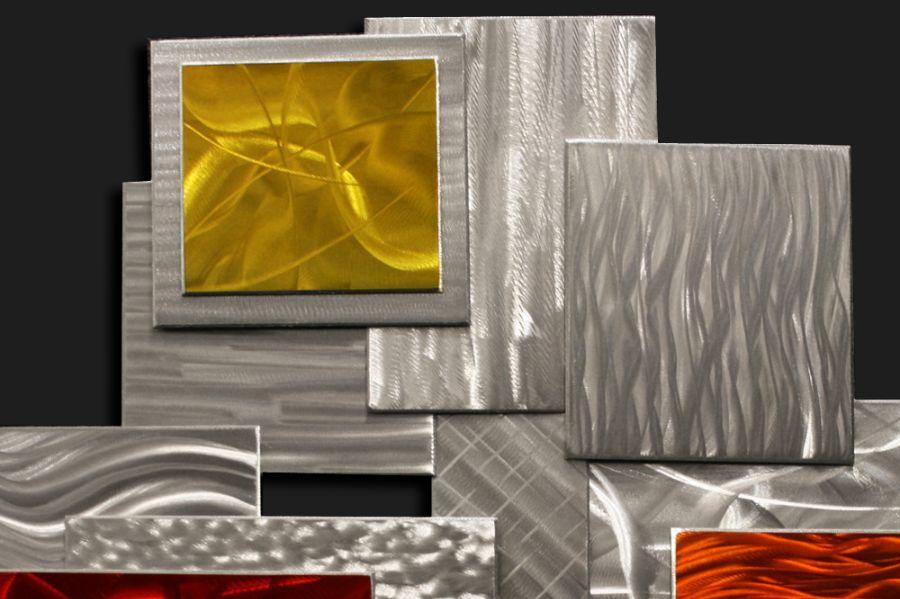 NY0298M - Metal Art by Nicholas Yust, Alternate Angle 1