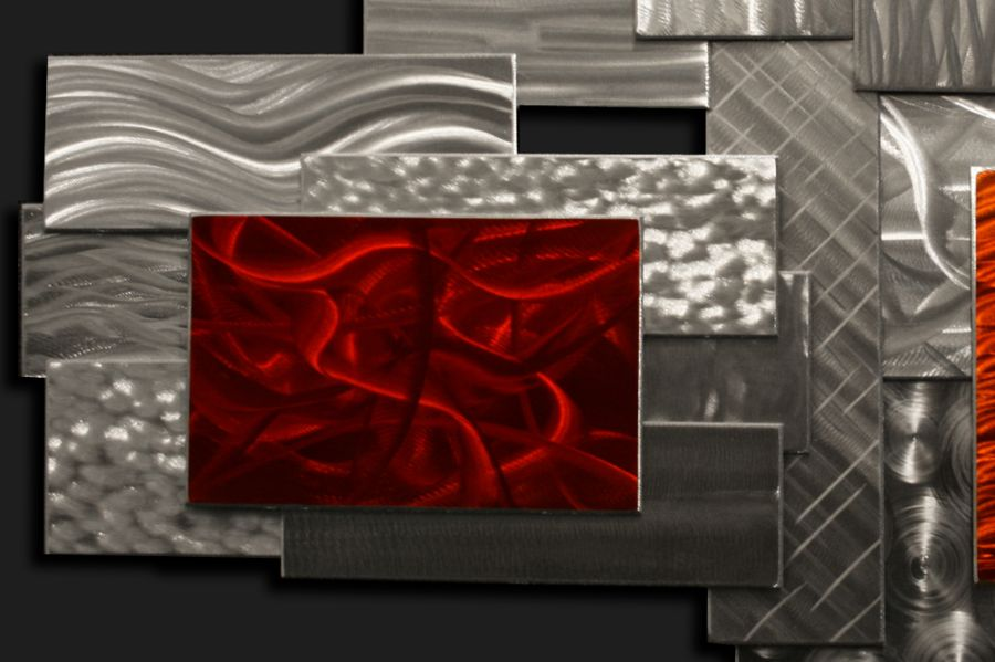 NY0298M - Metal Art by Nicholas Yust, Alternate Angle 4