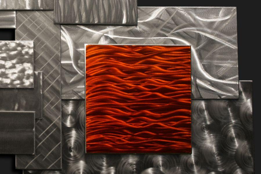 NY0298M - Metal Art by Nicholas Yust, Alternate Angle 5