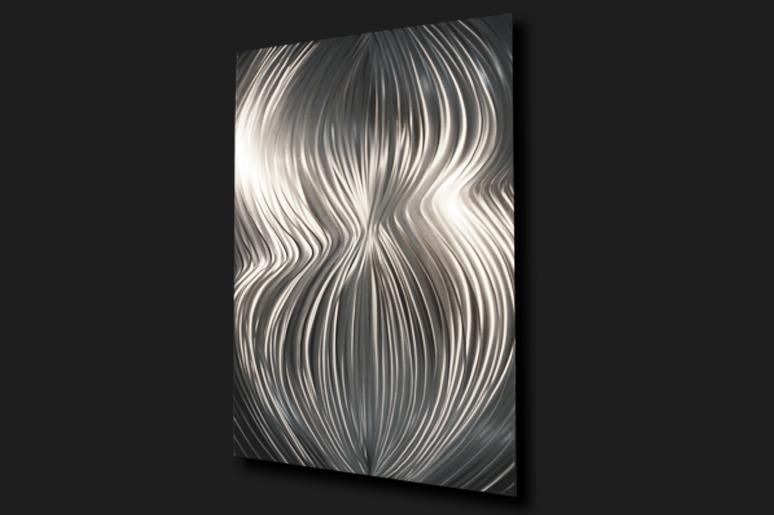 NY0300M - Metal Art by Nicholas Yust, Alternate Angle 2