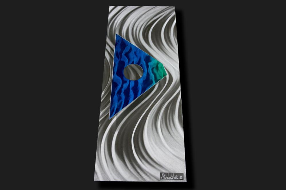NY0304M - Metal Art by Nicholas Yust, Alternate Angle 2
