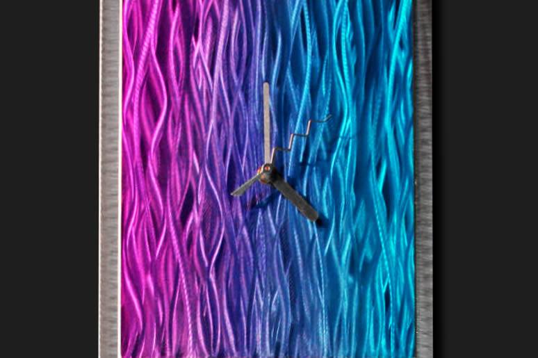 NY0311M - Metal Art by Nicholas Yust, Alternate Angle 3