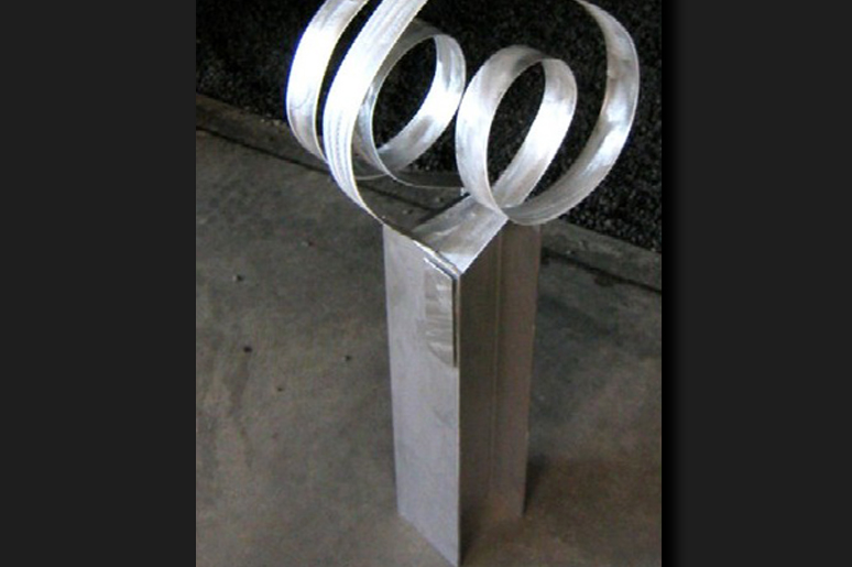 NY0342M - Metal Art by Nicholas Yust, Alternate Angle 2