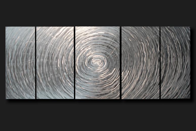 NY0345M - Metal Art by Nicholas Yust, Alternate Angle 2