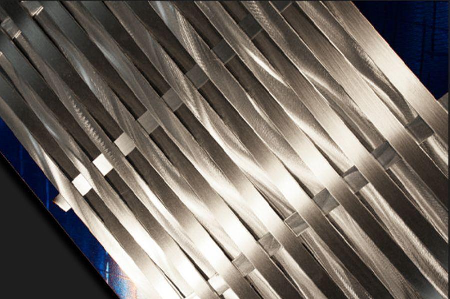 NY0362M - Metal Art by Nicholas Yust, Alternate Angle 6