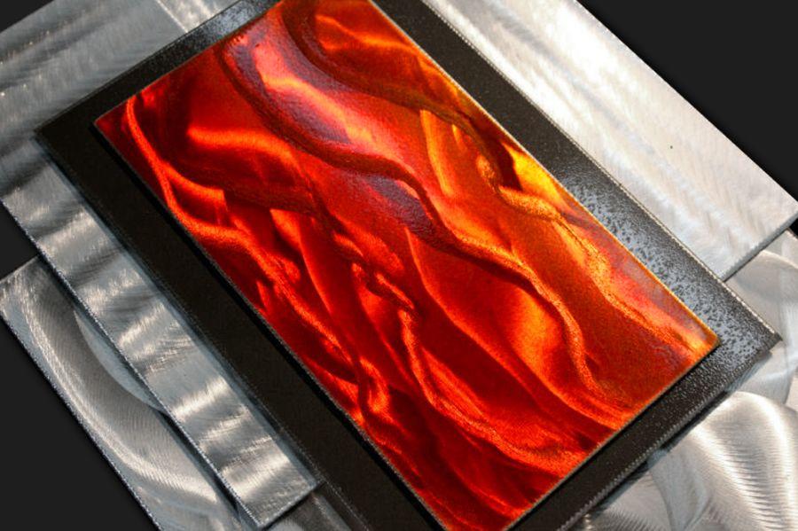 NY0386M - Metal Art by Nicholas Yust, Alternate Angle 3