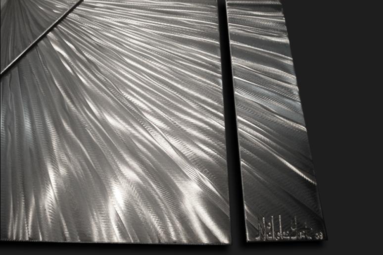 NY0401M - Metal Art by Nicholas Yust, Alternate Angle 6