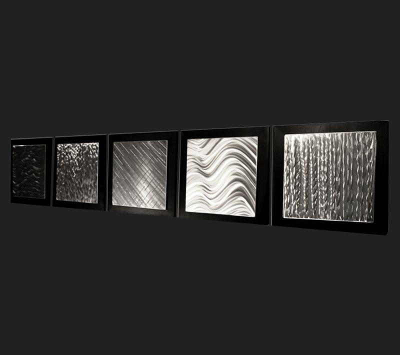 NY0412M - Metal Art by Nicholas Yust, Alternate Angle 1