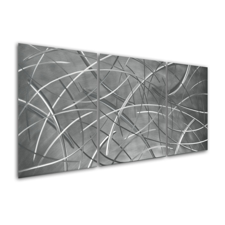 NY0420M - Metal Art by Nicholas Yust, Alternate Angle 1
