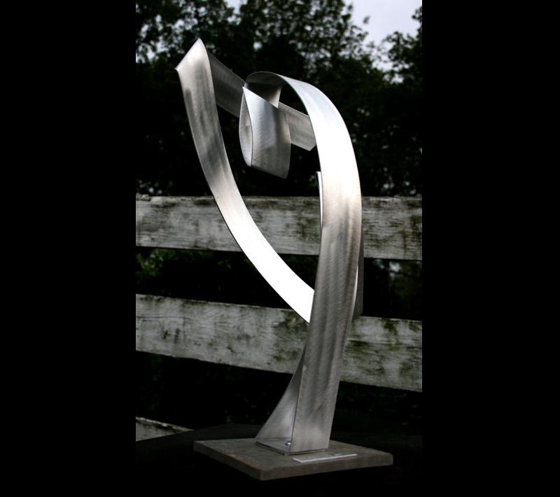 NY0422M - Metal Art by Nicholas Yust, Alternate Angle 2