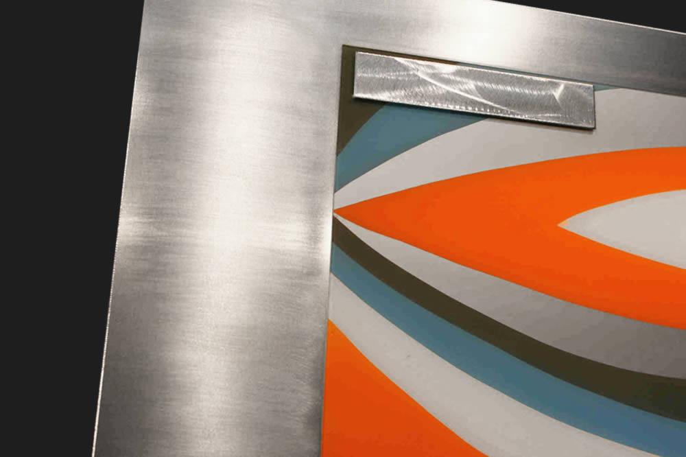 NY0427M - Metal Art by Nicholas Yust, Alternate Angle 5