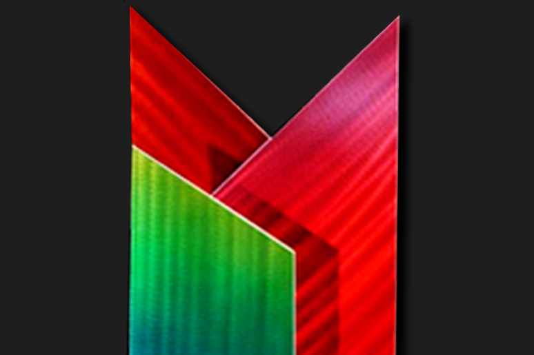 NY0429M - Metal Art by Nicholas Yust, Alternate Angle 3