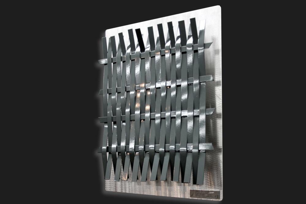 NY0439M - Metal Art by Nicholas Yust, Alternate Angle 3