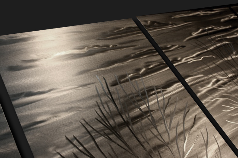 NY0452M - Metal Art by Nicholas Yust, Alternate Angle 4