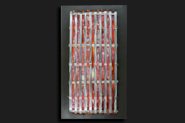 NY0467M - Metal Art by Nicholas Yust, Alternate Angle 1