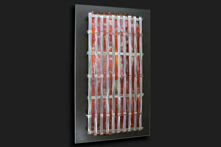 NY0467M - Metal Art by Nicholas Yust, Alternate Angle 2