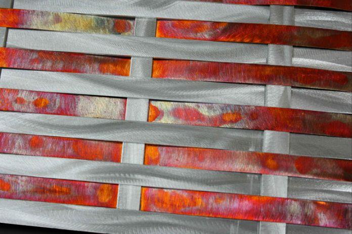 NY0467M - Metal Art by Nicholas Yust, Alternate Angle 4